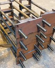 Производство анкерных болтов и фланцевых шпилек